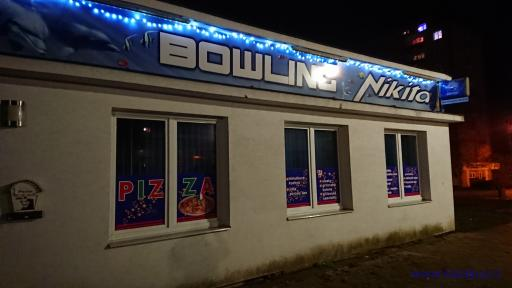 Bowling Nikita - Bruntál