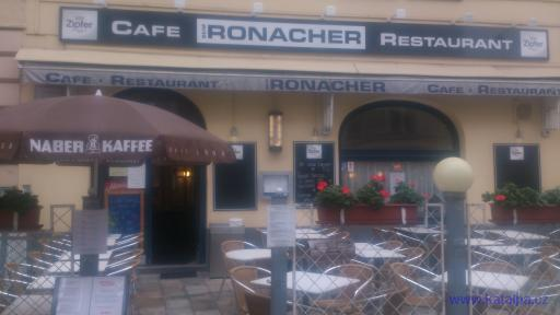 Cafe beim Ronacher - Wien