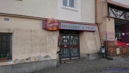 Restaurace U Havla - Ledeč nad Sázavou
