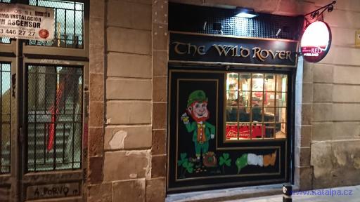The Wild Rover Pub - Barcelona