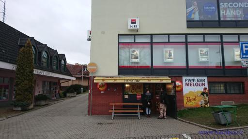 Pivní bar Meloun - Světlá nad Sázavou