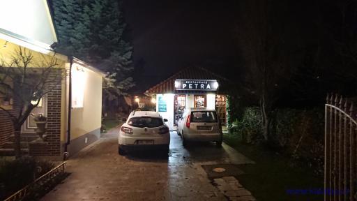 Restaurace Petra - Praha Újezd nad Lesy
