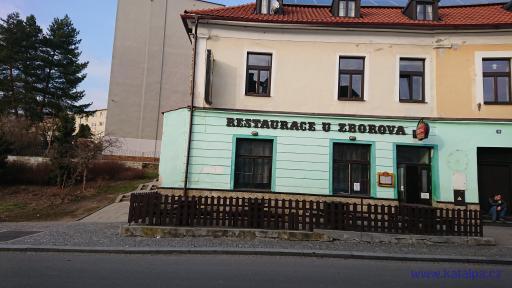 Restaurace U Zborova - Strakonice