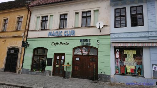 Music club Magic Club - Blatná