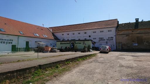 Restaurace Pivovarský Dvůr - Chýně