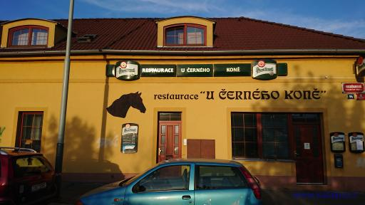 Restaurace U černého koně - Praha Braník
