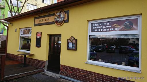 Music bar - Vimperk