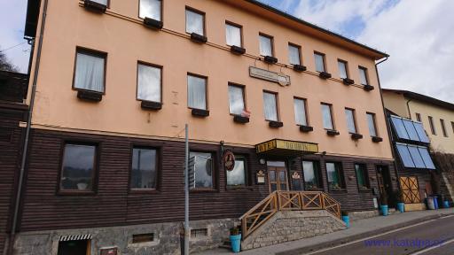 Hotel Boubín - Vimperk