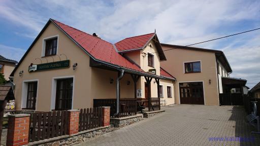 Hostinec Plzeňka - Bohutín
