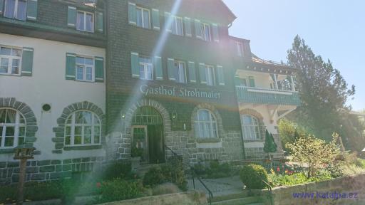 Gasthof Strohmaier - Haidmühle
