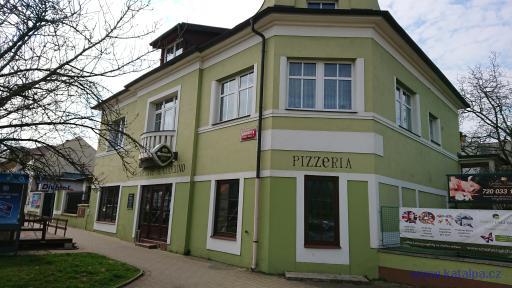 Pizzeria Il Giardino - Praha Letňany