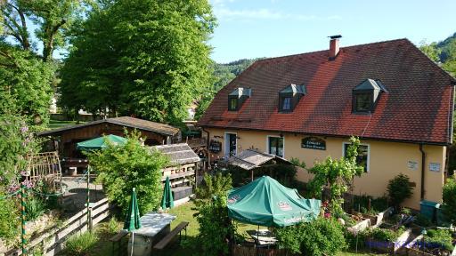 Töpferei & Biergarten - Obernzell