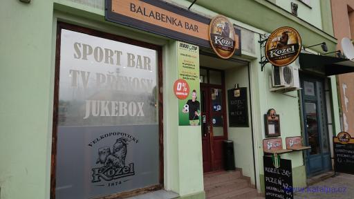 Balabenka bar - Praha