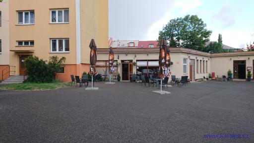 Kavárna U Krištofa - Kadaň