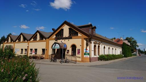 Restaurace Tama - Lužec nad Vltavou