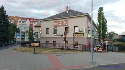 Klub & bar Beseda - Lovosice