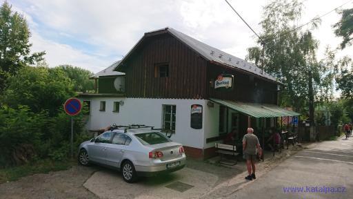 Restaurace V lavičkách - Mokropsy