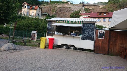 Konec žízně - Praha Zbraslav