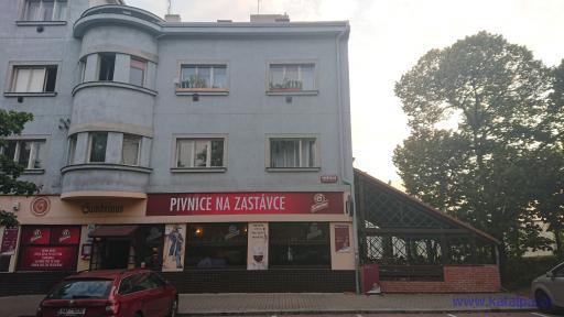 Pivnice Na zastávce - Praha Modřany