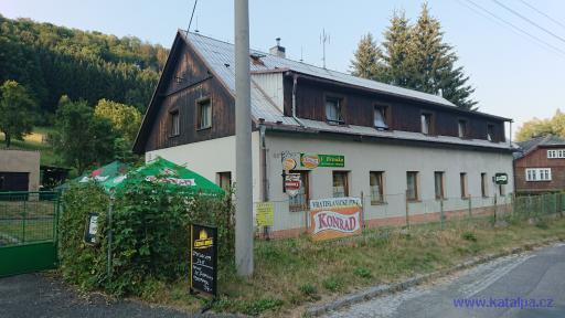 Restaurace U Brtníka - Kryštofovo Údolí