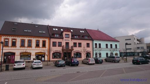 Hotel Bílý beránek - Kralovice