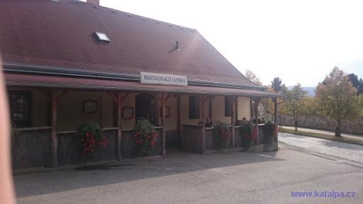 Restaurace Japeka - Pikovice Hradištko