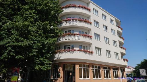 Hotel Bellevue Tlapák - Poděbrady