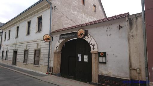 Husitská Bašta - Bílina