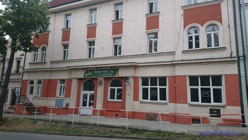 Restaurace U České koruny - Praha Řeporyje