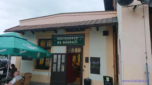 Restaurace Na nádraží - Praha Radotín
