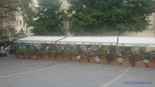 Anna café - Budapest