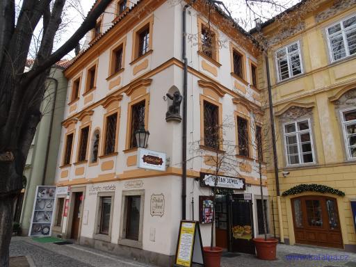 Restaurant Indian Jewel - Praha
