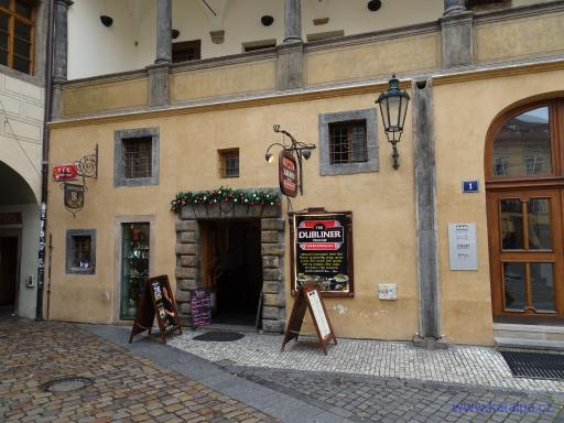 Irish bar The Dubliner Prague - Praha