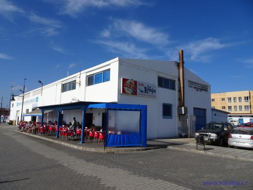 Bar La Lonja - Corralejo Fuerteventura