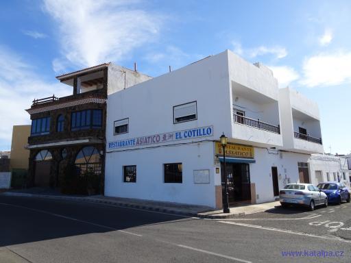Restaurante Asiatico El Cotillo - El Cotillo Fuerteventura