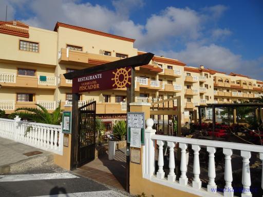 Restaurante La barca del pescador - Castillo Caleta de Fuste Fuerteventura
