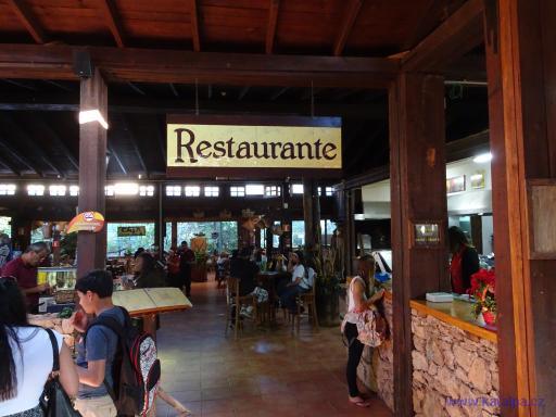 Restaurante Oasis Park - La Lajita Fuerteventura