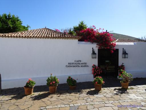 Cafe Restaurante Casa Santa Maria - Betancuria Fuerteventura
