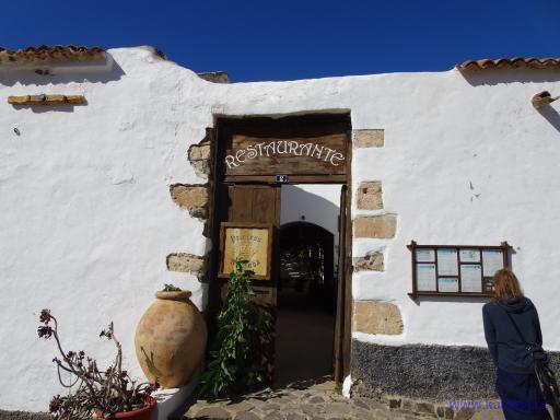 Restorante Princess Arminda - Betancuria Fuerteventura