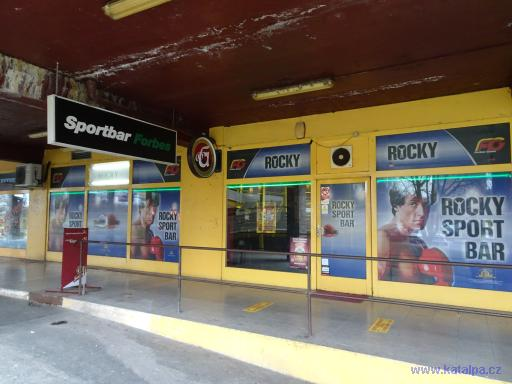 Sportbar Rocky - Praha Háje