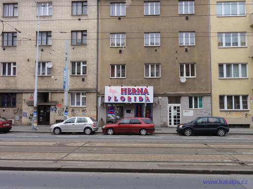 Herna Florida - Praha Vršovice