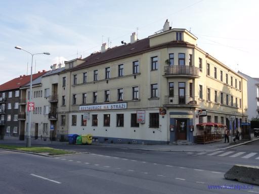 Restaurace Na stráži - Praha