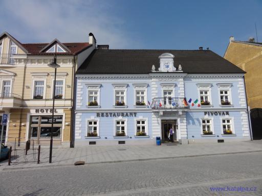 Restaurant Pivovar Modrá Hvězda - Dobřany