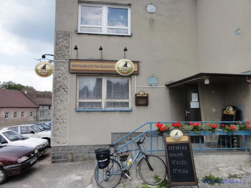 Restaurace Na radnici - Maršovice