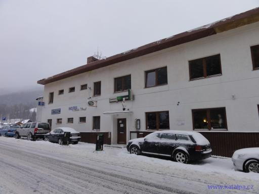 Hotel Musil - Kouty nad Desnou