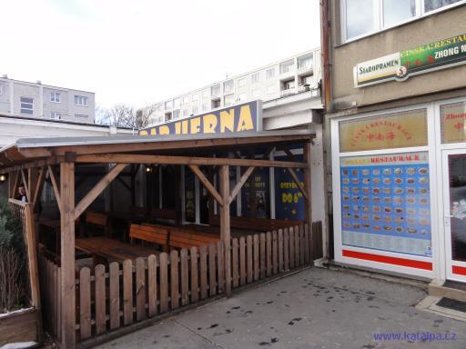 Bar herna - Praha Malešice