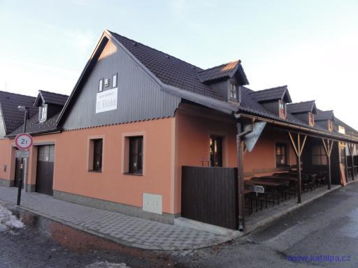 Restaurace U Bilíků - Sezimovo Ústí