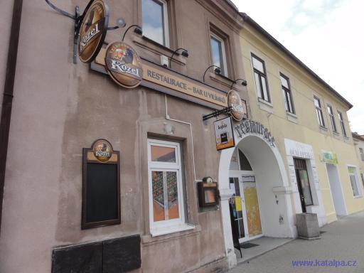 Restaurace bar U Vilímků - Uhlířské Janovice