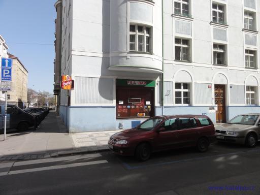 Fila bar - Praha Holešovice