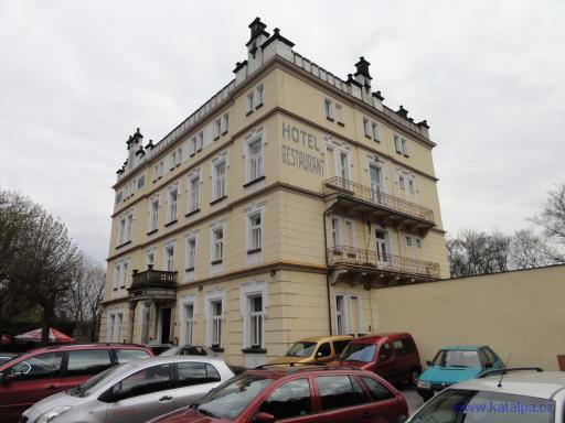Hotel restaurant Hrubá Skála